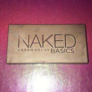 3/$15 Urban Decay Naked Basics Palette